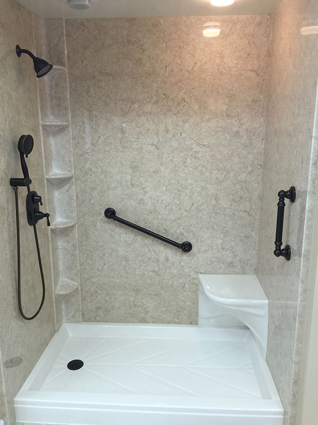 Ada Compliant Showers Bath Express By